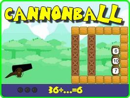 jeux cannonball