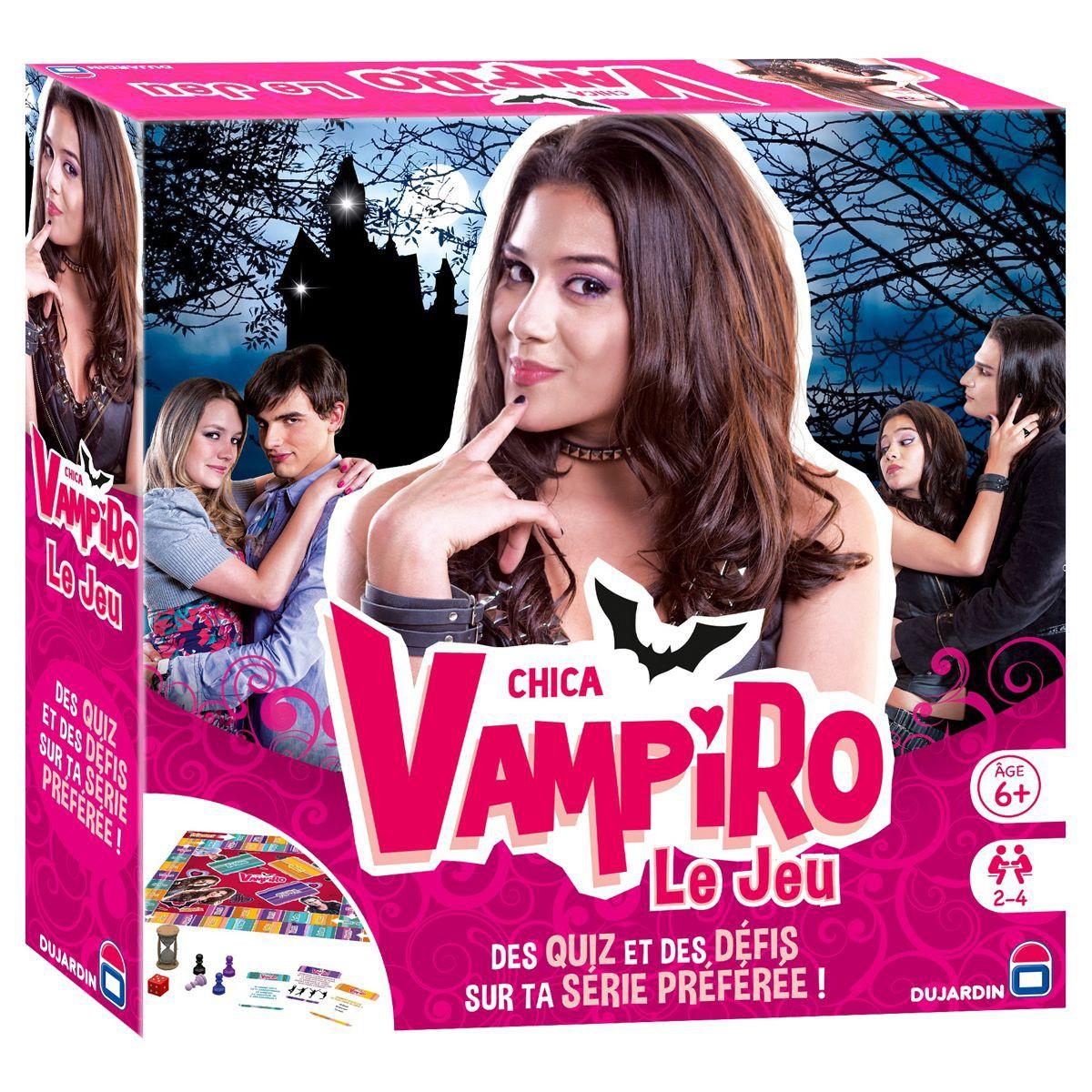 jeux chica vampiro