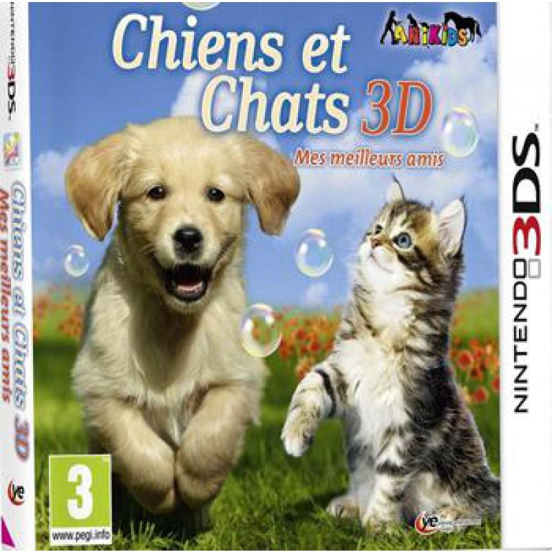 jeux chien chat