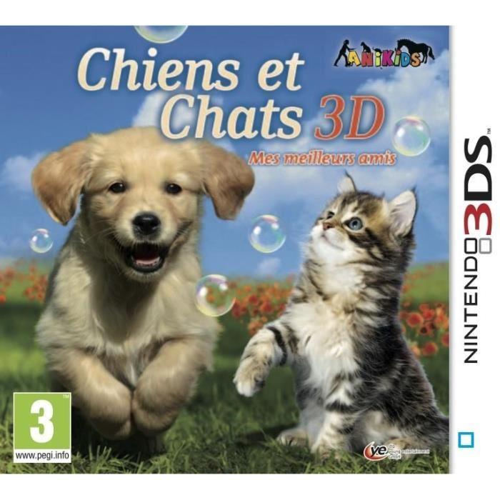 jeux chien et chat