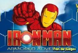 jeux d iron man