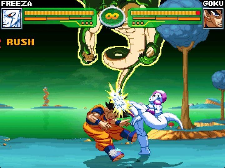 jeux dbz combat