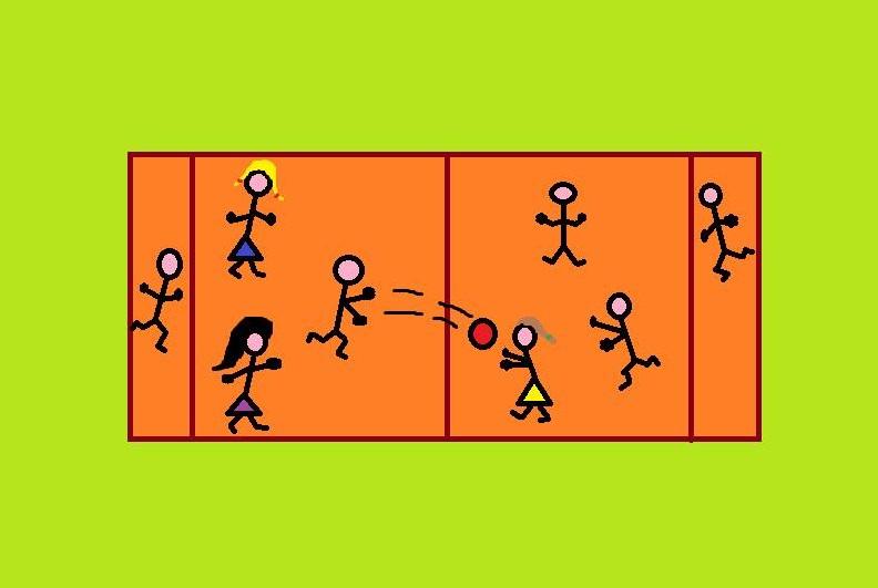 jeux de bal