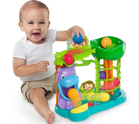 jeux de balle bebe