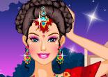 jeux de barbie indienne