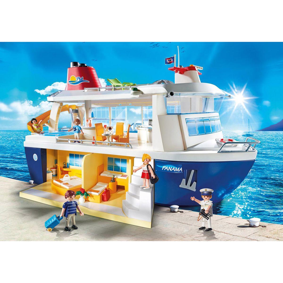 jeux de bateau de croisière