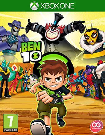 jeux de ben 10