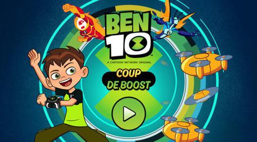 jeux de ben ten