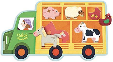 jeux de camion de ferme