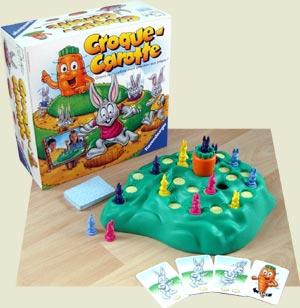 jeux de carottes
