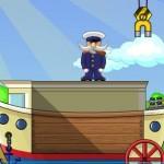 jeux de chargement de bateau