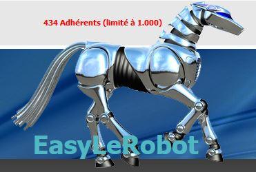 jeux de cheval robot