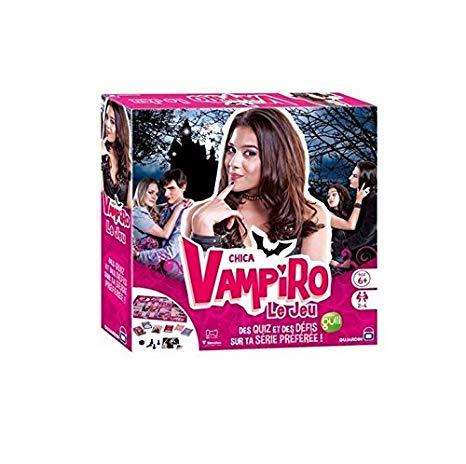 jeux de chica vampiro