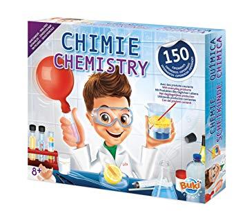 jeux de chimie sans danger