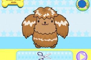 jeux de coiffure de chien
