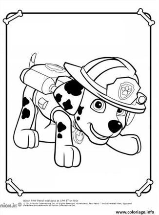 jeux de coloriage pat patrouille