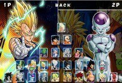 jeux de combat dragon ball z kai