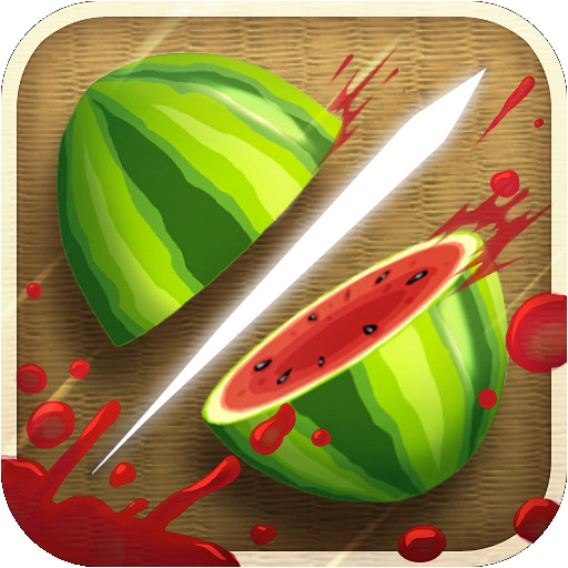 jeux de couper des fruits