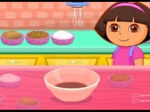 jeux de cuisine dora