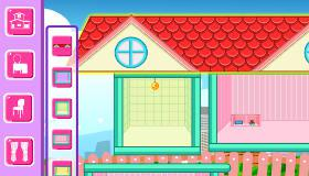 jeux de decoration de maison pour fille