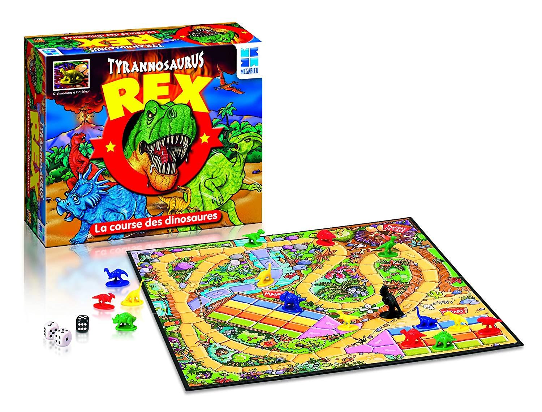 jeux de dinosaure rex
