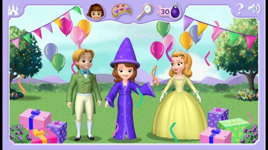 jeux de disney junior princesse sofia