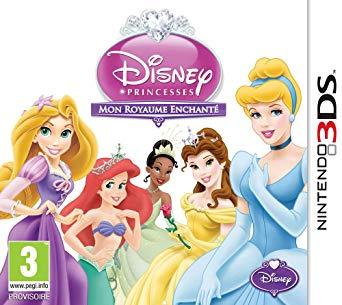 jeux de disney princesse