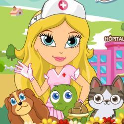 jeux de docteur animaux