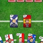 jeux de foot avec des cartes