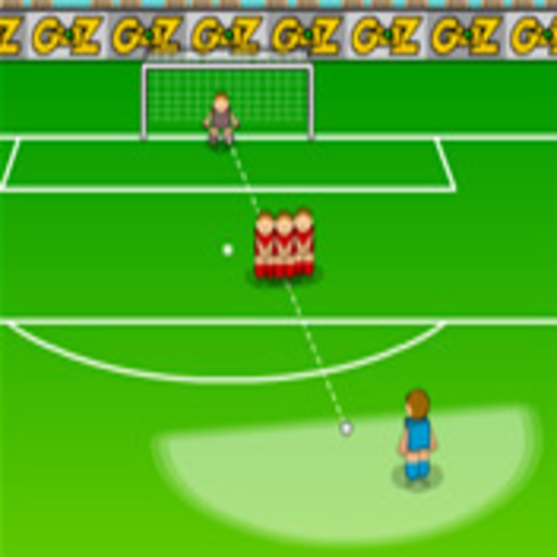 jeux de foot coup franc