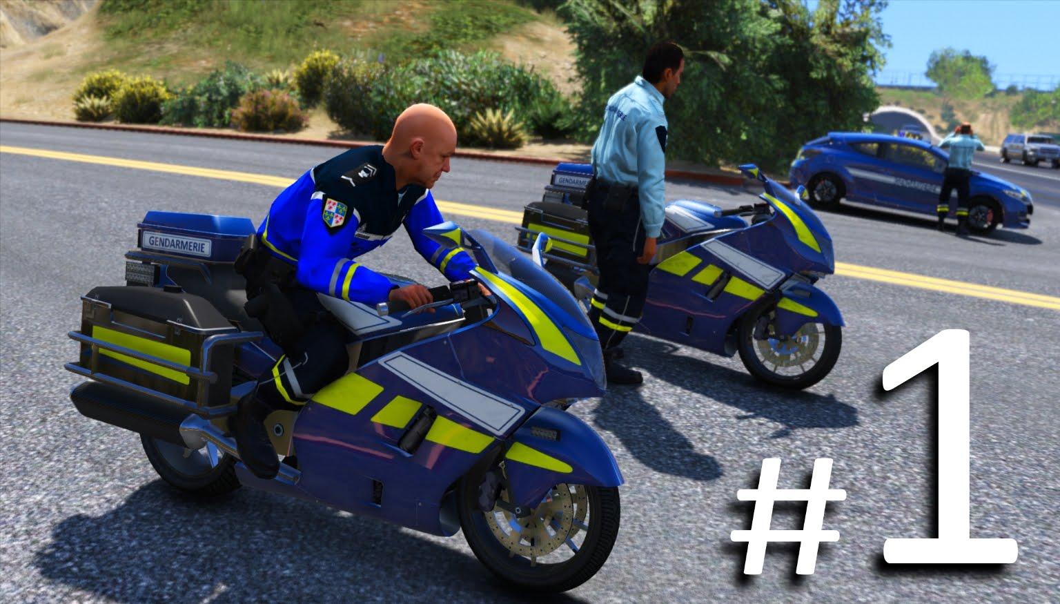 jeux de gendarme en voiture