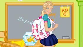 jeux de l école pour fille