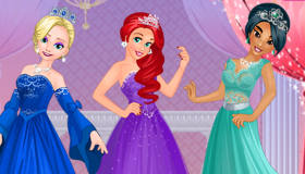 jeux de la princesse ariel