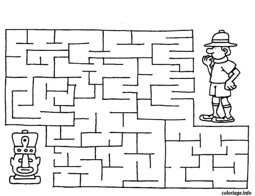 jeux de labyrinthe