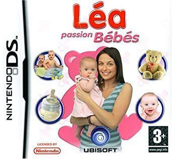 jeux de léa passion bébé