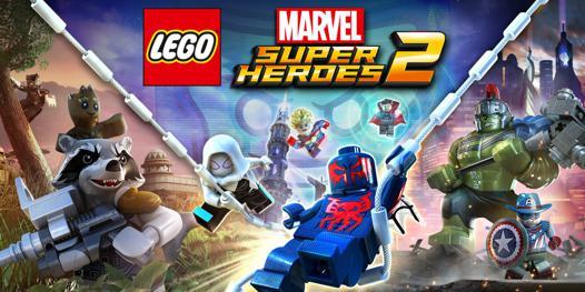 jeux de lego super hero