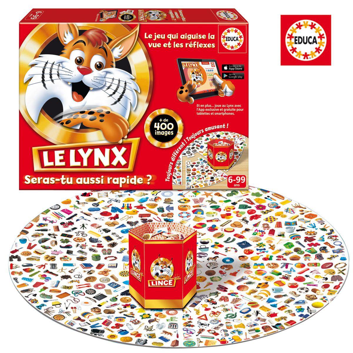 jeux de lynx