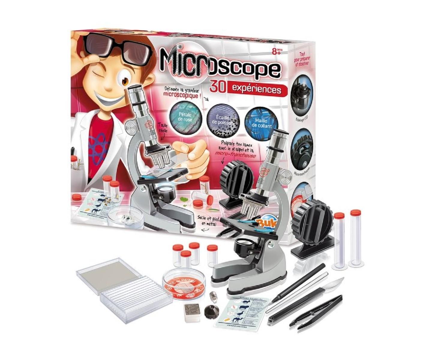 jeux de microscope