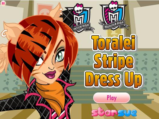 jeux de monster high en ligne