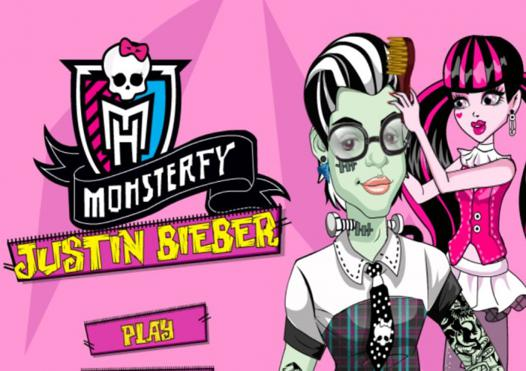 jeux de monster high jeux de monster high