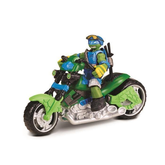 jeux de moto tortue ninja
