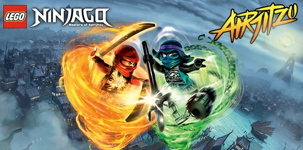 jeux de ninjago vert