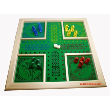 jeux de petit chevaux en bois luxe