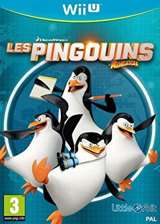 jeux de pingouin de madagascar