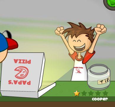 jeux de pizzeria