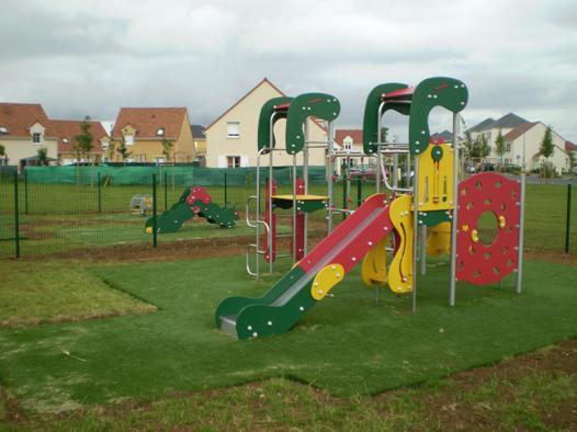 jeux de plein air pour enfants