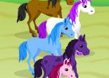 jeux de poney qui saute