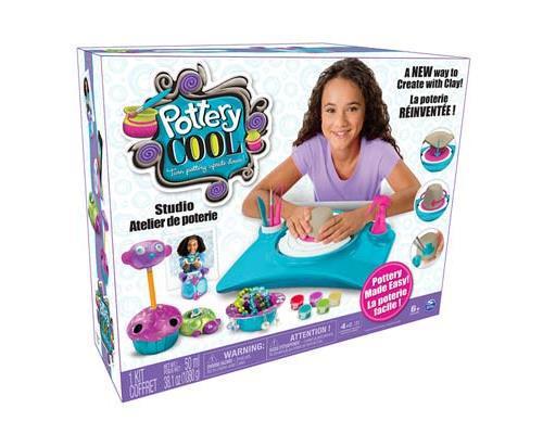 jeux de poterie pour fille
