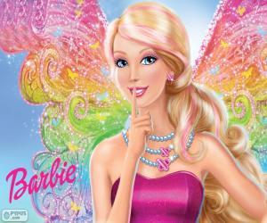 jeux de puzzle de barbie