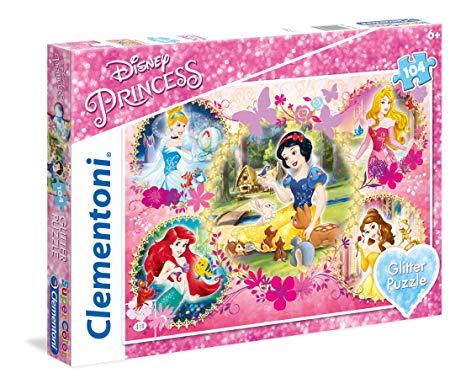 jeux de puzzle de princesse